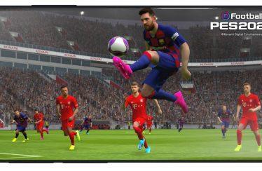 eFootball PES 2020 llegará a smartphones