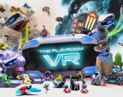 Playroom VR Gameplay