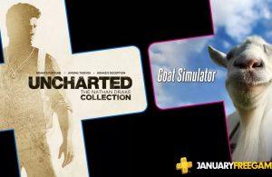 Anunciados los juegos para Playstation Plus en enero.