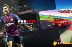 Anunciados los juegos para PS Plus en julio.