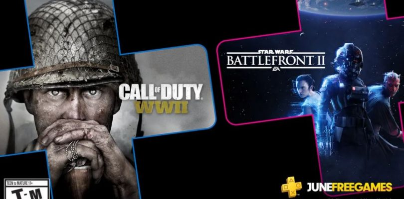 Anunciados los juegos para Playstation Plus en junio.