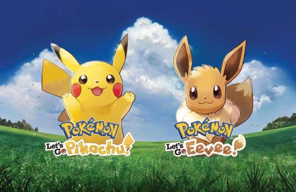 Pokémon Let's Go Gameplay