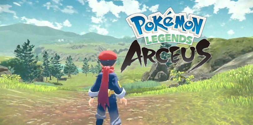 Pokémon Legends Arceus y los remakes de Diamante y Perla ya tienen fecha de lanzamiento.
