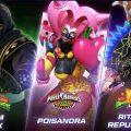 Power Rangers Battle for the Grid sigue sumando personajes.