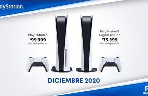 PlayStation Argentina anuncia una nueva reserva para su nueva generación de consolas.