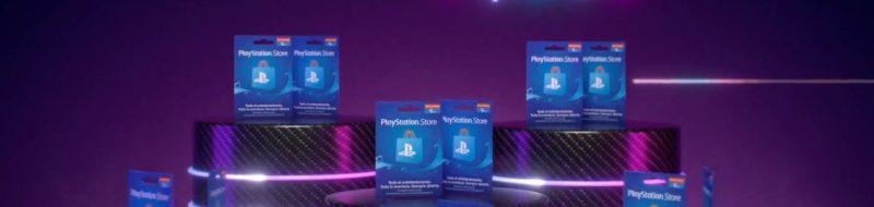 PlayStation y AXION energy anuncian una  promoción exclusiva de  PlayStation Store Gift Cards