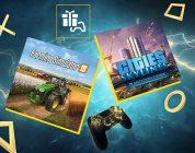 Anunciados los juegos para Playstation Plus en mayo.