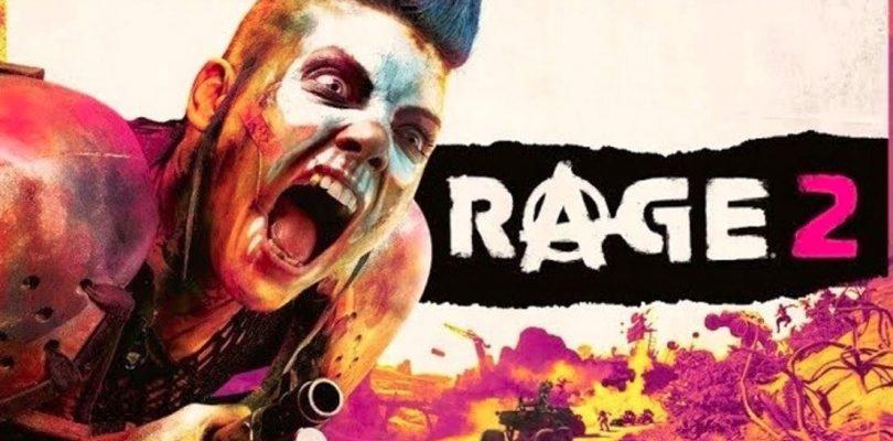 Nuevo trailer de Rage 2
