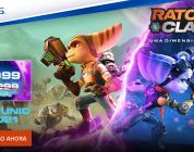PlayStation anuncia de Ratchet & Clank: Rift Apart en pre-venta física a un precio especial en Argentina.