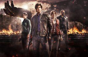 Resident Evil Infinite Darkness ya se encuentra disponible.
