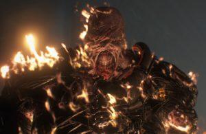 Nuevo trailer de Resident Evil 3 centrado en Nemesis.