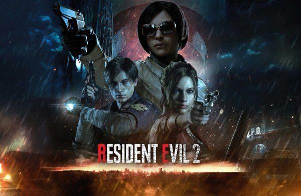 Resident Evil 2 Gameplay