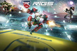 RIGS: Mechanized Combat League Gameplay
