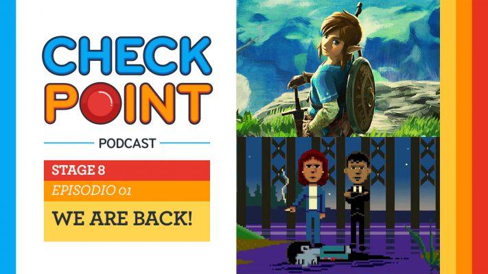 """Stage 08 – Level 01: """"Checkpoint renovado y recargado"""""""