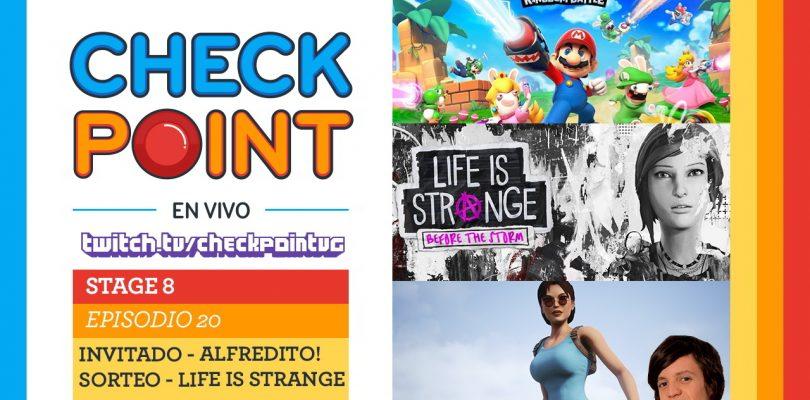 """Stage 08 – Level 22: """"Alfredito y el tarrito"""""""