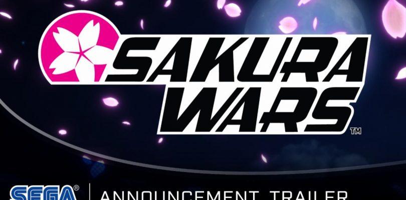 Sakura Wars ya tiene fecha de lanzamiento.