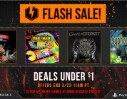 Flash Sale en PSN.