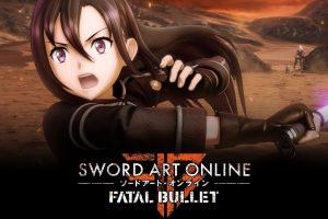 Sword Art Online Fatal Bullet Gameplay