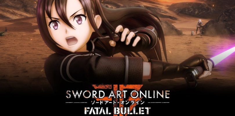 Sword Art Online Fatal Bullet llega hoy a Switch.