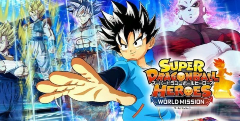 Super Dragon Ball Heroes World Mission Review
