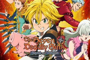 The Seven Deadly Sins: Knights of Britannia Review
