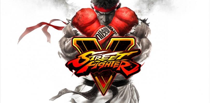 ¿Street Fighter V sin DLC?