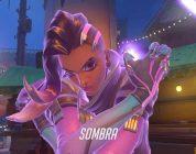 Sombra, el nuevo personaje de Overwatch.