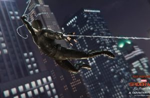 Marvel's Spider-Man suma los trajes de Far From Home.