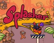 Splasher Gameplay