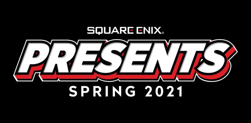 Square-Enix tendrá un evento digital el próximo 18 de marzo.