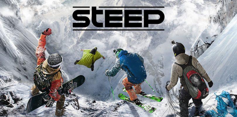Steep, gratis el fin de semana.