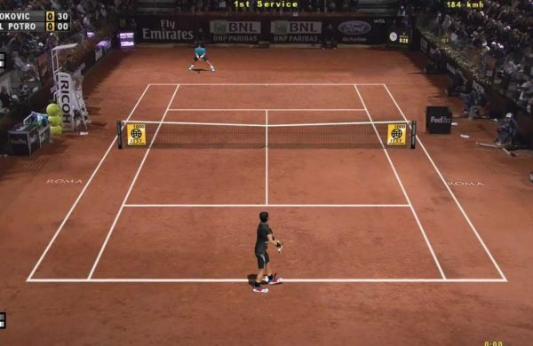 Tennis Elbow 2013 Gameplay