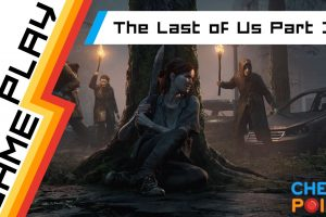 The Last of Us: Part II Gameplay