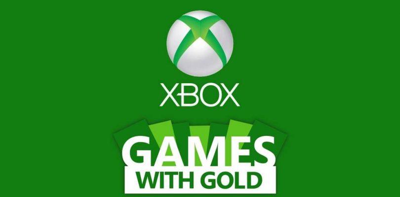 Anunciados los Games with Gold de junio.