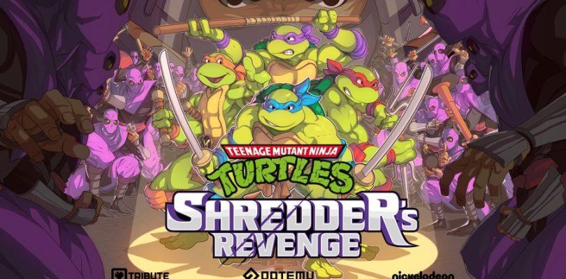 Las Tortugas Ninja vuelven en un nuevo juego de estilo clásico.