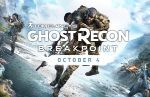 Ubisoft anuncia el nuevo Tom Clancy´s Ghost Recon Breakpoint