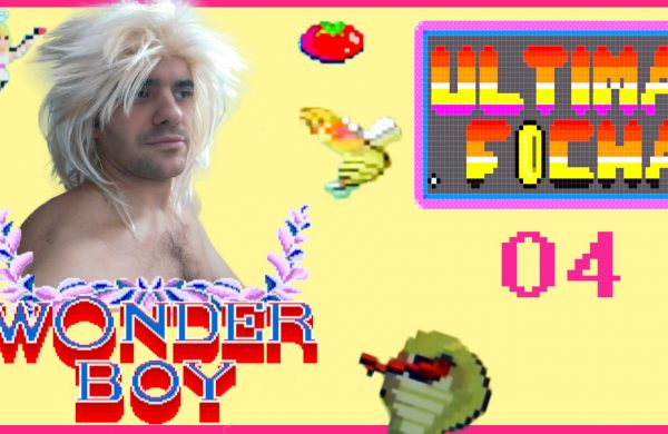 Ultima Ficha #4 – Wonder Boy