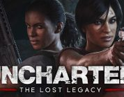 Uncharted Lost Legacy Gameplay