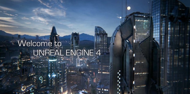 Unreal Engine 4 – Gratis!
