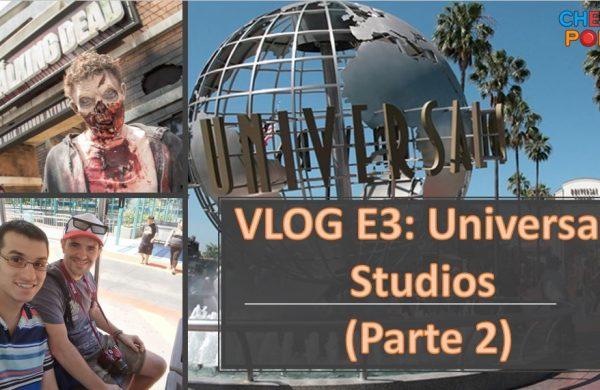 VLOG: E3 desde el verdadero principio