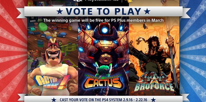 Volvió Vote to Play.
