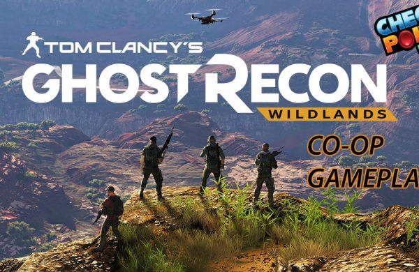 Tom Clancy's Ghost Recon: Wildlands Gameplay