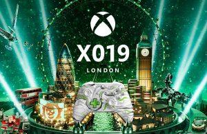Todas las novedades de Xbox en X019