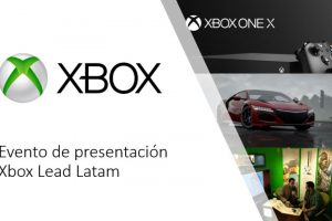 Evento Xbox – Presentación Latam Lead