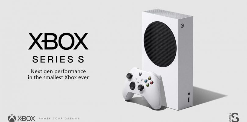 Microsoft confirma la Xbox Series S