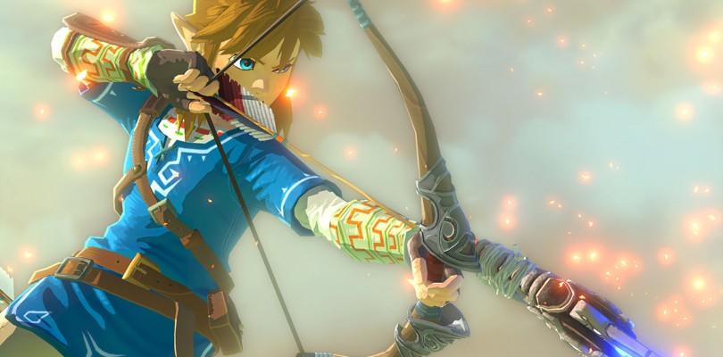 Zelda para Wii U recién en 2016.